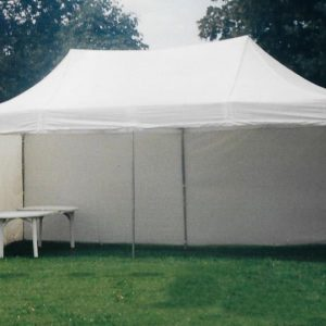 Pavillon 15x3m